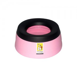 Road Refresher Pet Travel Bowl - Small (600 ml) - Roze