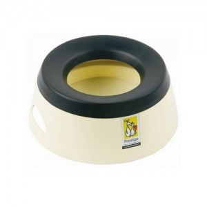 Road Refresher Pet Travel Bowl - Large (1400 ml) - Geel