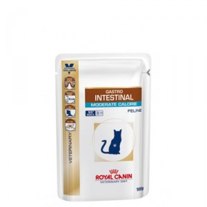 Royal Canin Gastro Intestinal Moderate Calorie Kat 48x100 gr.