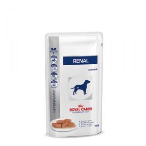 Royal Canin Renal Hond Maaltijdzakjes 10 x 150 g