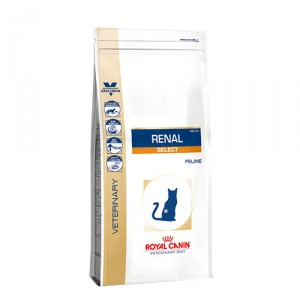 Royal Canin Renal Select Kat (RSE 24) - 4 kg