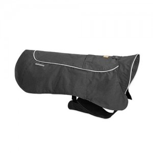 Ruffwear Aira Rain Jacket - XL - Twilight Gray