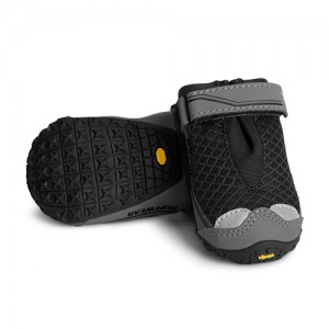 Ruffwear Grip Trex Boots - M - Obsidian Black
