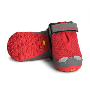 Ruffwear Grip Trex Boots - XXXS - Red Currant