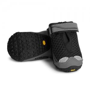Ruffwear Grip Trex Boots - XXXXS - Obsidian Black