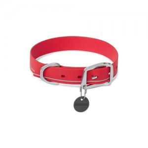 Ruffwear Headwater Collar - XS - 28 tot 36 cm - Red Currant