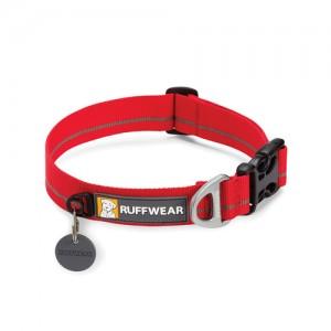 Ruffwear Hoopie Collar - L - Red Currant