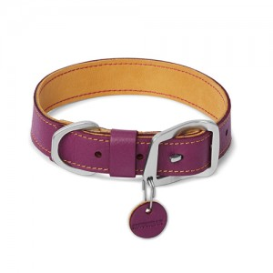 Ruffwear Timberline Collar - S - 36 tot 43 cm - Wild Plum Purple