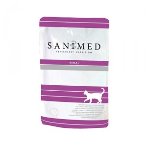 Sanimed Renal, Liver and Stones Cat 12x100 gr. pouches