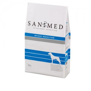 Sanimed Weight Reduction Dog 3 kg