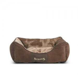 Scruffs Chester Box Bed - Chocolade (bruin) - XL