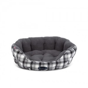 Scruffs Edinburgh Donut - Charcoal (grijs) - XL