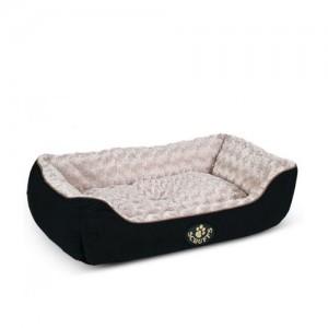 Scruffs Wilton Box Bed - Zwart - L