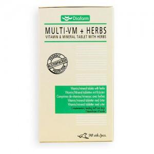Diafarm Multi - VM + Herbs - 90 tabletten