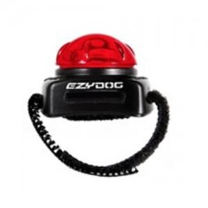 EzyDog Adventure Light – Small – rood