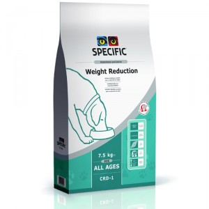 Specific Weight Reduction CRD-1 - 7,5 kg