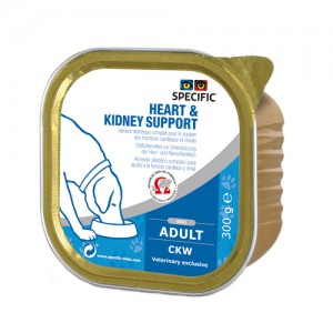 Specific Heart & Kidney Support CKW 6 x 300 gr. kopen