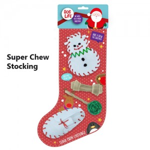 Dog Life Super Chew Stocking