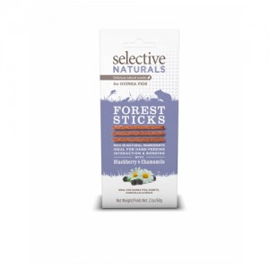 Supreme Science Selective Naturals Forest Sticks - 60 gram