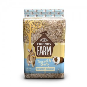 Supreme Tiny Friends Farm Supasoft Bedding - 17 liter