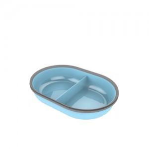 SureFeed Voerbak (gedeeld) – Blauw