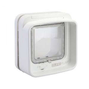 SureFlap DualScan Kattenluik - Wit