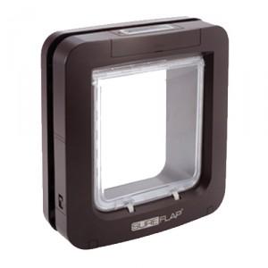 SureFlap Microchip Huisdierluik - Bruin