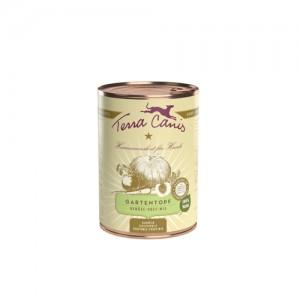 Terra Canis Garden Casserole - Groente Fruit Mix - 12 x 400 g blikken