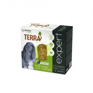 Terra Expert - Konijn 2 x 400 gr.