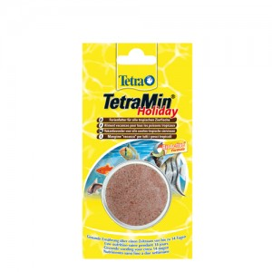 Tetra TetraMin Holiday Voer - 30 g kopen