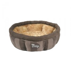 Tramps AristoCat Ring Bed - Bruin - 45 x 45 x 16 cm