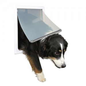Trixie 2-Way Dog Flap - M/XL