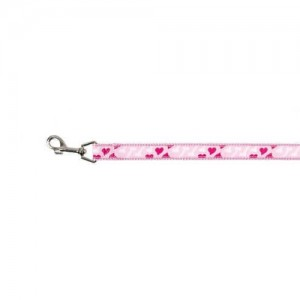 Trixie Modern Art Looplijn - Rose Heart - M/L