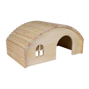 Trixie Wooden House - Large - 42 x 20 x 25 cm