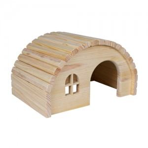 Trixie Wooden House - Medium - 29 x 17 x 20 cm