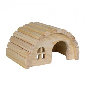 Trixie Wooden House - Small - 19 x 11 x 13 cm
