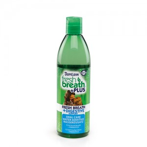 TropiClean - Fresh Breath Plus Digestive Support Water Additive