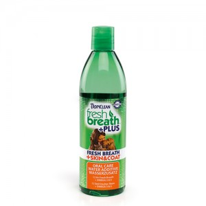 TropiClean - Fresh Breath Plus Skin & Coat Water Additive