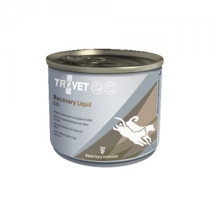 TROVET Recovery Liquid CCL Hond/kat - 12 x 200 ml