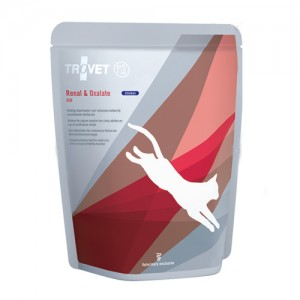 TROVET Renal & Oxalate RID (Chicken) Kat - 24 x 85 gr pouches