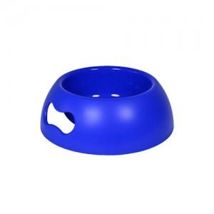 United Pets voerbak Pappy - Medium - Blauw