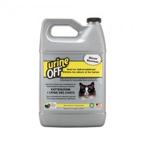 Urine Off Kat navulcan - 3,78 liter