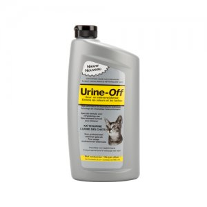 Urine Off Kat tapijtreiniger - 946 ml