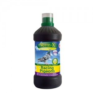 Verm-X Vloeibaar voor Sportduiven - 500 ml