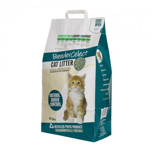 BreederCelect Kattenbakvulling 20L