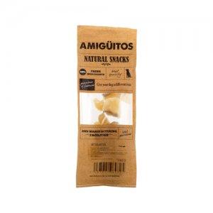 Amigüitos Dog Witvis Bites - 80 gram