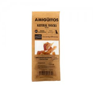 Amigüitos Dog Kippenborst Bites - 80 gram