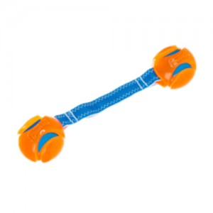 Afbeelding Chuckit! Hydro Squeeze Duo Tug - L
