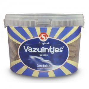 Sectolin Vazuintjes Vanille - 2 kg