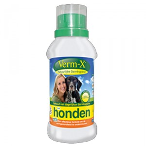 Verm-X hond - vloeibaar - 250 ml